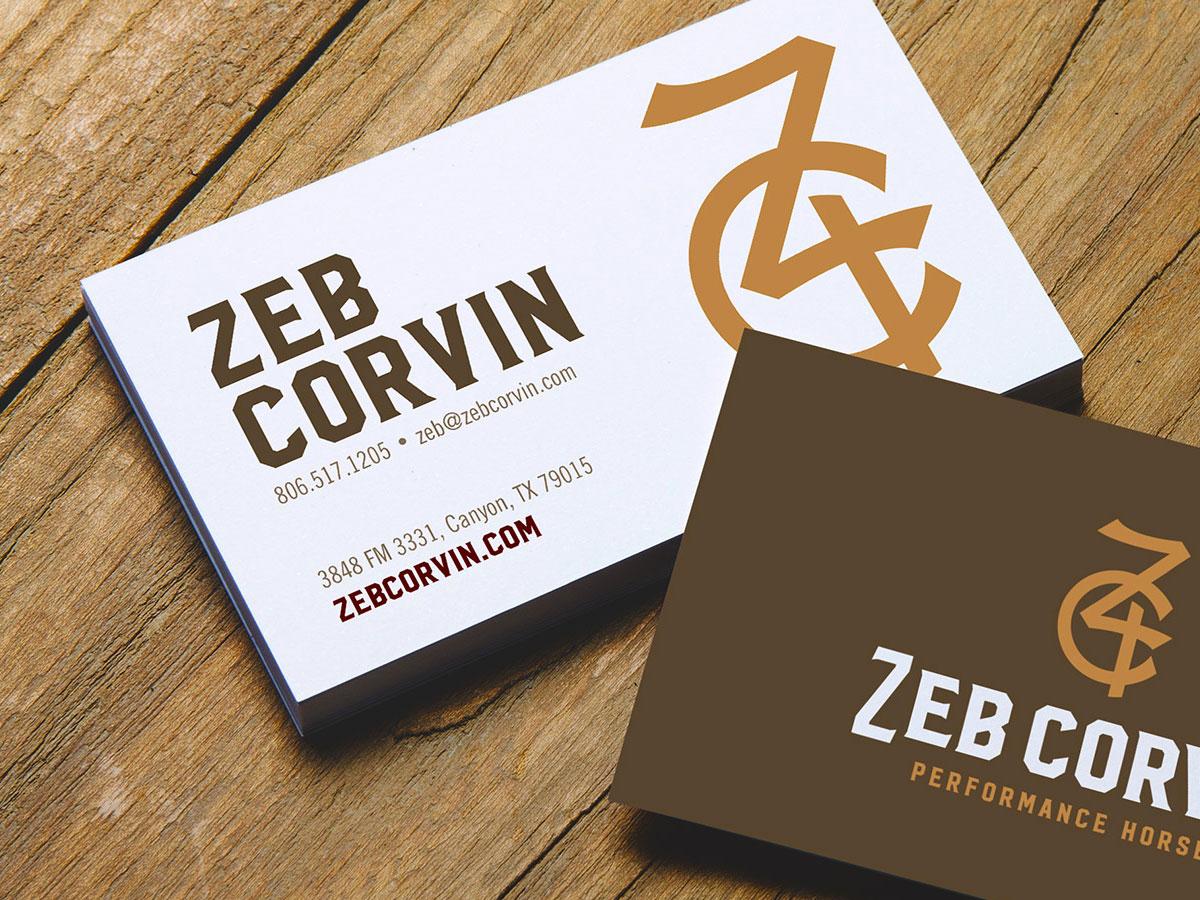 Zeb Corvin