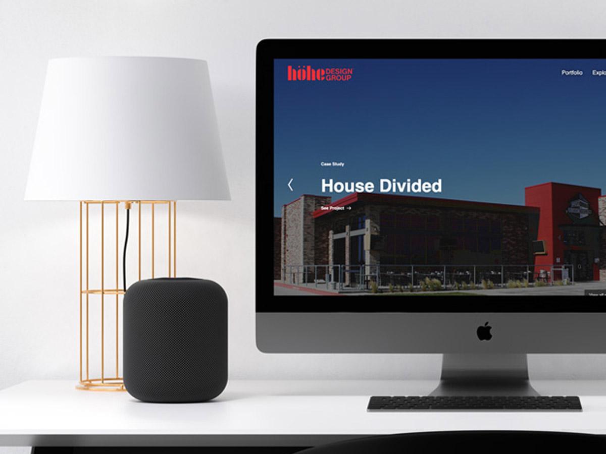Hohe Design
